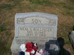 Spec Neal George Bollinger