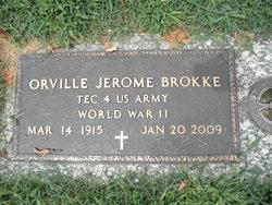 Orville Jerome Brokke