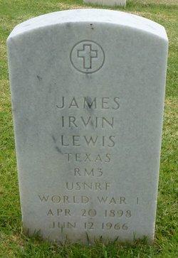 James Irvin Lewis