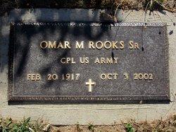Omar M. Rooks, Sr
