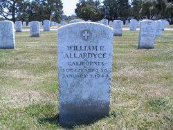 William R Allardyce