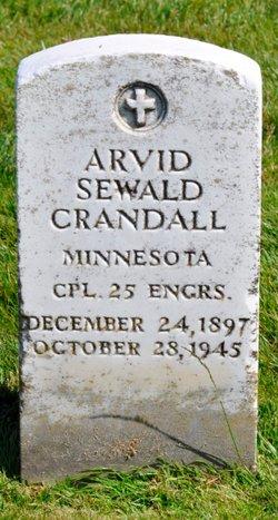 Arvid Sewald Crandall
