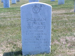 Sherman Stewart Kennedy