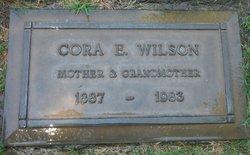 Cora Ellen <i>Dunham</i> Wilson