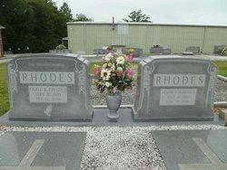 John L Rhodes