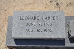 Leonard Harper