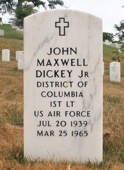 John Maxwell Dickey, Jr.