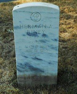 Herman A Riney