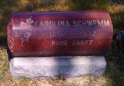 Caroline <i>Hamemann</i> Schwemm