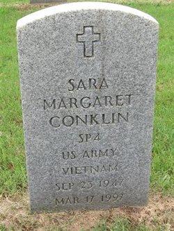 Sara Margaret Conklin