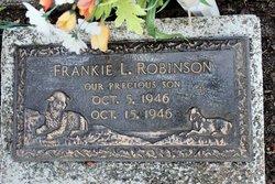 Franklin Lawrence Frankie Robinson
