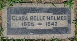Clara Belle <i>Racer</i> Holmes