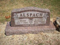 Blanche Fedelia <i>Willoughby</i> Alspach