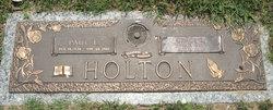 Paul Ernest Holton