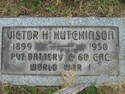 Victor H Hutchinson