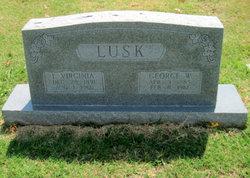 George W Lusk