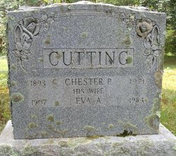 Chester P Cutting