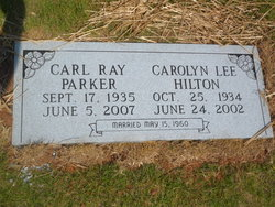 Carl Ray Parker