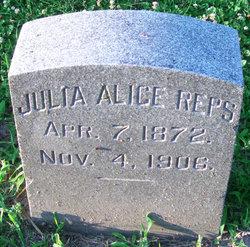 Julia Alice Reps