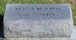 Velma <i>Morse</i> Davis