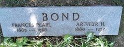 Frances Pearl Bond