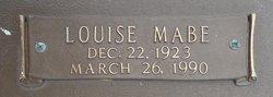 Marjorie Louise <i>Mabe</i> Abbott