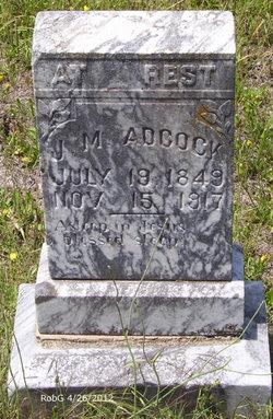 James M. Adcock