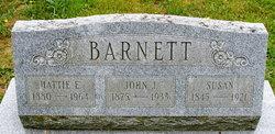 Susanna <i>Sheaffer</i> Barnett