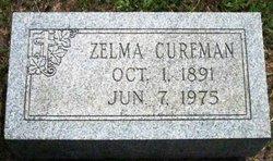 Zelma <i>McClung</i> Curfman