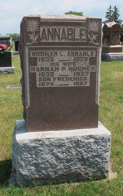 Hannah P <i>Hughes</i> Annable