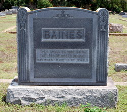 George Washington Baines, II