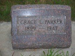 Grace Linnie <i>Oney</i> Parker