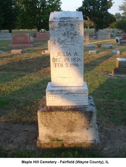 Julia Ann <i>West</i> Behymer