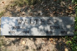 Max A Walther