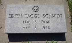 Edith <i>Tagge</i> Schmidt