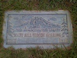 Mary Belle <i>Hudson</i> McMahon