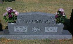 Donald Elmer Ballentine