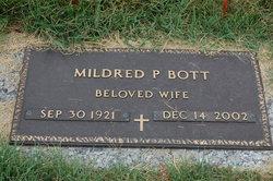 Mildred M <i>Pontrich</i> Bott