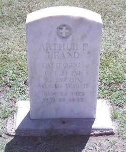 Arthur F. Brand
