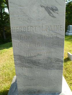 Herbert M Paine