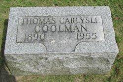 Thomas Carlysle Coolman
