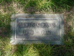 Alden Kermit Davis