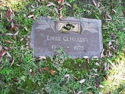 Emile Otto Harder, Jr