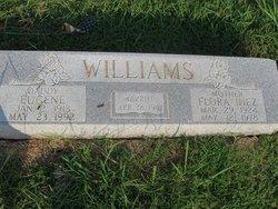 Flora Inez <i>Williams</i> Williams