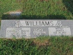 Charles David Williams