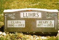 Henry Diedrich Luhrs