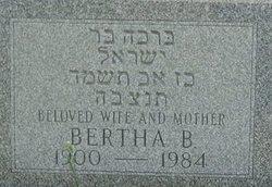 Bertha Bracha <i>Broad</i> Koidanov