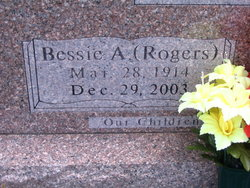 Bessie Agnes <i>Rogers</i> Arms