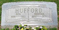 Bertha C <i>Masters</i> Hufford