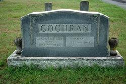 Clara Bell <i>Cox</i> Cochran